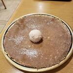 セタビカフェ - 料理写真:プレーンガレット