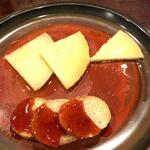123001302 - マンチェゴチーズ①
