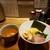 饗膳麺 昌㐂 - 料理写真:旨辛魚介濃厚鶏白湯つけ麺