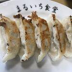 まるいち食堂 - 餃子‼︎
