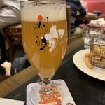 123003732 - 初陣:すっきりとしたでも繊細な味わいのビール