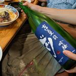 123004226 - 佐賀県伊万里市 古伊万里酒造 前(さき) 吟醸酒  590円+税