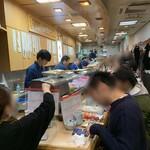 春駒 支店 - 回らない寿司