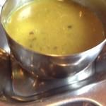 ネパール・キッチン - このスープが、うまいんです♪
