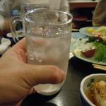 酒房 大豊 - 芋の水割り~