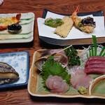 民宿 中島荘 - 料理写真: