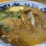 33ラ-メン - 料理写真:ミソカツラーメン