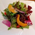 123012245 - 三浦の地野菜サラダ