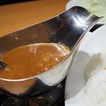 とんかつ まい泉 - 茶美豚 かつカレー