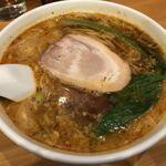 我流担々麺 竹子 - 料理写真:坦々麺マイルド