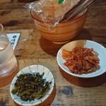 123013752 - 高菜 キムチ