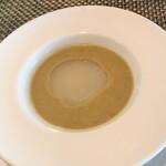 123015111 - 蕪と牡蠣のスープ