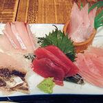 123015543 - 地魚刺身定食