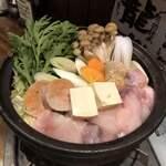 魚と日本酒 魚バカ一代 - あんこう鍋
