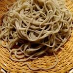 酒呑蕎食〆タグル - 十割蕎麦