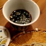 酒呑蕎食〆タグル - 蕎麦つゆ ボケたっ!