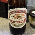 大江戸 - 瓶ビール×2本