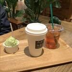 みのりカフェ - 【注文したもの】全景