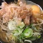 123029766 - 玉子蕎麦 ( ´θ`)