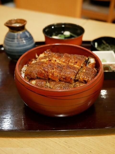 ひつまぶし名古屋備長 マロニエゲート銀座1店の料理の写真