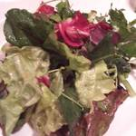 シェール - 野菜のマリネサラダ