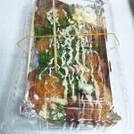 たこやき ねぎ丸 - 料理写真:たこ焼き・醤油