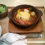 ロヂウラ食堂 -
