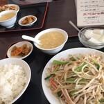 金龍園 - 料理写真: