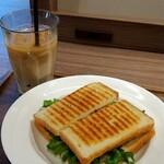 アバロンコーヒー - 料理写真: