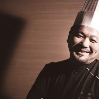 香港とシンガポールの一流ホテルで研鑽を積んだ簗田シェフ