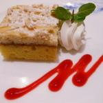白雪ブルワリーレストラン長寿蔵 - デザート
