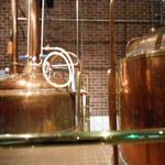 白雪ブルワリーレストラン長寿蔵 - ベルギー製ビール醸造施設