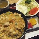 クレピス - 親子丼(550円)