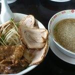 12304594 - ビッグウェーブつけ麺2012