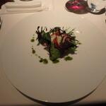 カンブーザ - 蛸のインサラータ