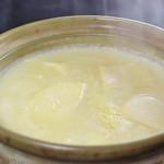 豆乳鍋(温・冷)