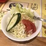 河 - 野菜サラダS