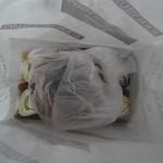 オーボンヴュータン - 2012年3月:袋にはブリオッシュとキャラメル
