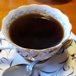グランドカフェ - セットのコーヒー