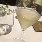 リストランテ イル バンビナッチョ - シャンパン