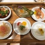 Shisentoufahansou - 冷前菜盛り合わせ