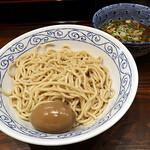 一麺生 - 料理写真:濃厚魚介豚骨つけ麺