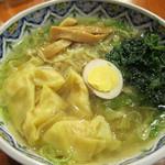 12306668 - エビワンタン麺