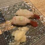 鮨割烹 廉 - えび