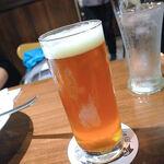 ビストロ酒場 クラフト×クラフト - 忽布古丹醸造(北海道) 炬燵色の日々(限定)