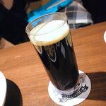 ビストロ酒場 クラフト×クラフト - 田沢湖ビール(秋田) ダークラガー(限定)