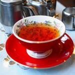 123067429 - 茶葉は新茶のウバ