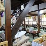 高松屋 - こんなところに小麦粉が・・・。