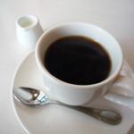 グリム館 - セットのコーヒー