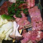 12307774 - 本日の効き肉 4520円